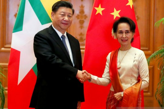 Aung San Suu Kyi nyatakan ikut pemilu untuk masa jabatan kedua