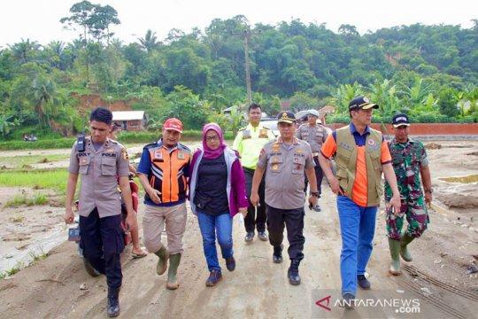 Ini  tiga penyebab  longsor di Sukajaya Bogor versi BNPB