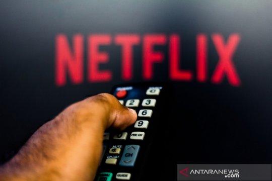 Keuntungan Netflix cenderung datar meski jumlah pelanggan bertambah