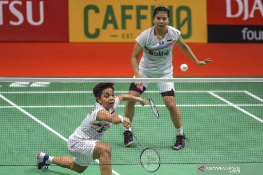 Greysia/Apriyani melangkah ke final Indonesia Masters