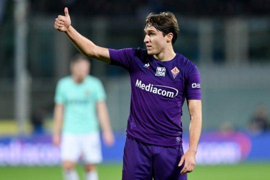 Federico Chiesa resmi merapat ke Juventus dari Fiorentina