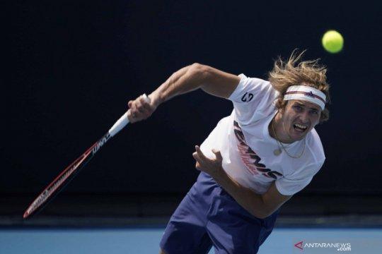 Petenis Jerman Alexander Zverev masih ragu tampil di US Open