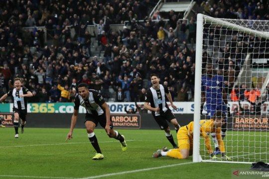 Fans Newcastle United marah karena minimnya pengembalian uang tiket