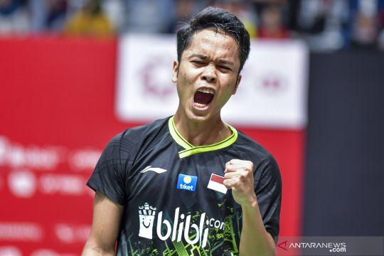 Hari ini 8 wakil Indonesia berjuang ke perempatfinal Thailand Open