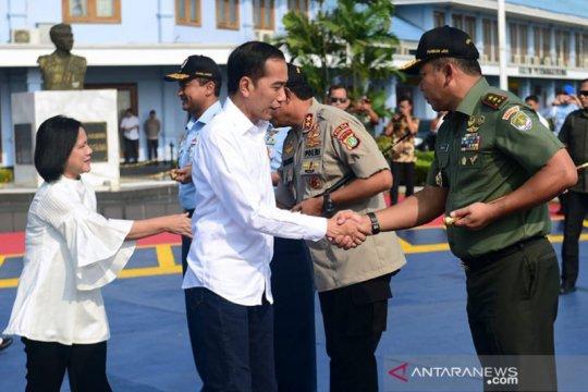 Presiden Jokowi dan Ibu Negara lakukan kunjungan kerja ke Labuan Bajo