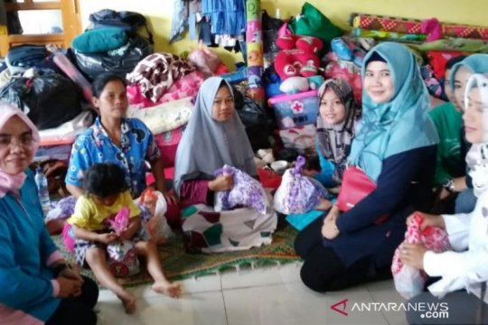 Korban bencana Sukajaya Bogor lakukan konseling dan pemulihan trauma