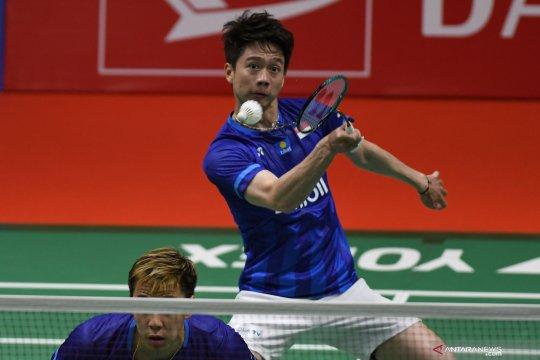 Kevin/Marcus pertahankan gelar Indonesia Masters tiga kali beruntun