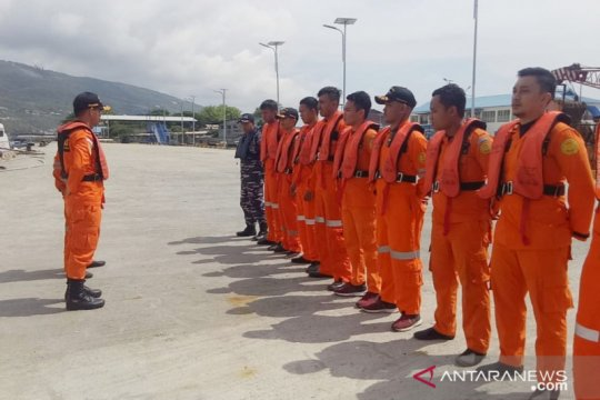 Kapal Sinar Galesong angkut mesin bor alami kecelakaan di Laut Banggai