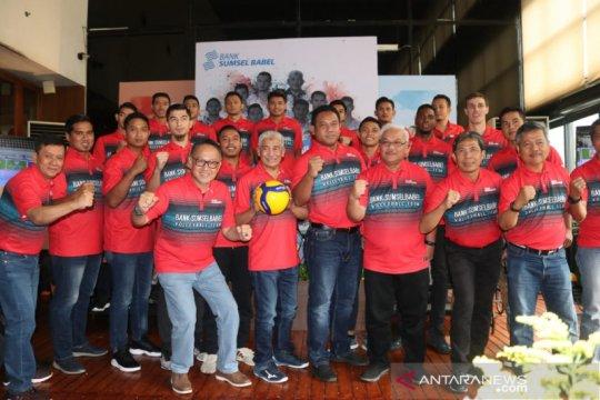 Bank Sumsel Babel usung semangat juara arungi Proliga 2020