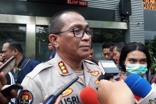 Penabrak polisi di Senayan positif konsumsi ganja