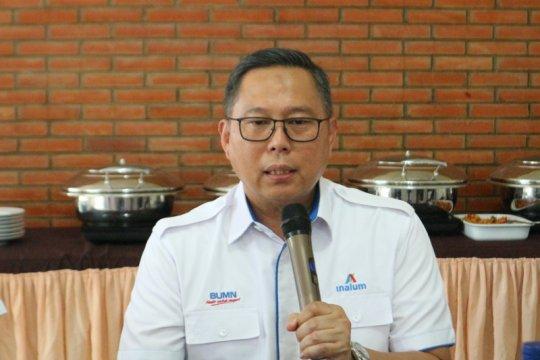 Inalum dukung Pertamina bangun kilang minyak di Kuala Tanjung