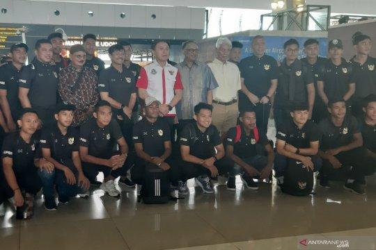 Timnas U-19 jalani lima sampai enam laga di Thailand