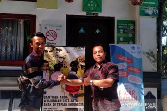 """ACT Bali wujudkan """"Sekolah Dermawan"""" di SMP PGRI 3 Denpasar"""