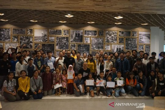 Bekraf Denpasar lakukan terobosan daya kreatif generasi muda