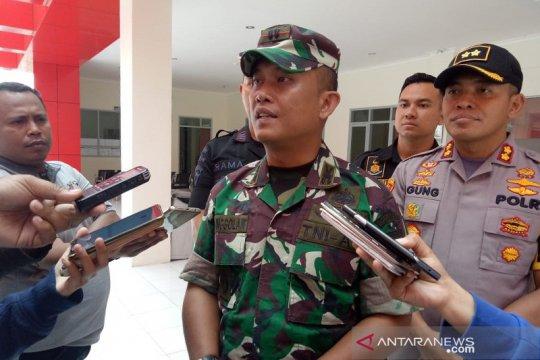 TNI siap bantu pengamanan Pesparawi-PON Papua di Timika