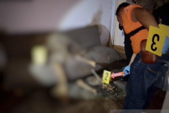 Kerangka manusia di Kabupaten Bandung berjenis kelamin laki-laki