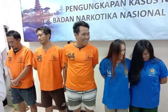 BNNP Bali menangkap pengedar narkotika jaringan Lapas Karangasem