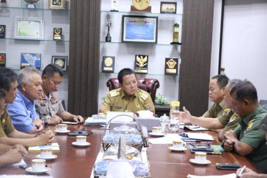 Gubernur Lampung gagas bangun Suaka Rhino Sumatera di TNBBS