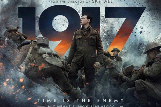 """1917"", cerita heroik Perang Dunia I dengan pengalaman visual apik"