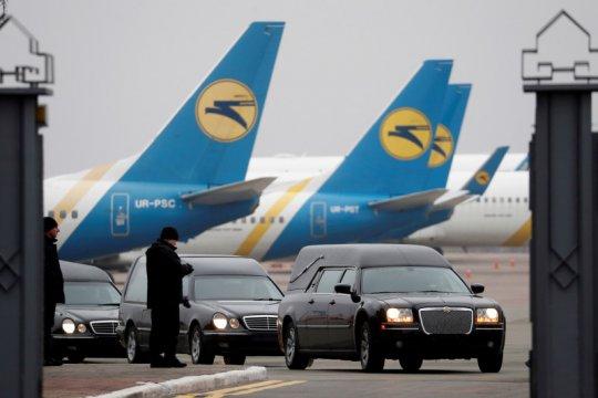 Ukraina perkarakan Iran jika tidak sepakat soal pesawat jatuh