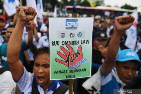Peneliti nilai keterlibatan publik dalam penyusunan omnibus law minim