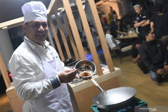 Ketua KPK masak nasi goreng