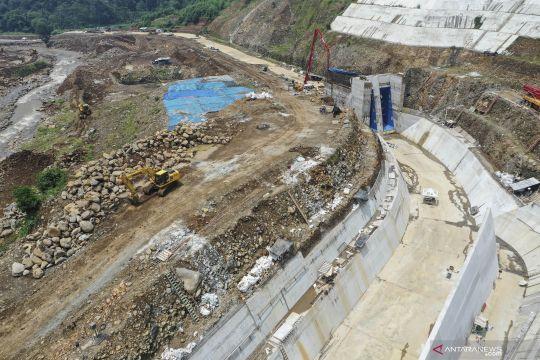 Pembangunan Bendungan Ciawi