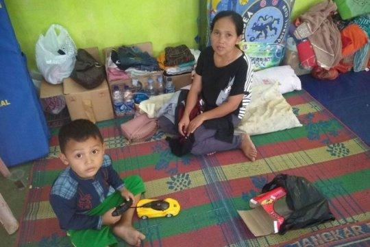 Pengungsi Lebak berharap kembali miliki rumah