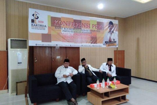 Machfud Arifin berpeluang dapat rekomendasi bacawali Surabaya dari PKS