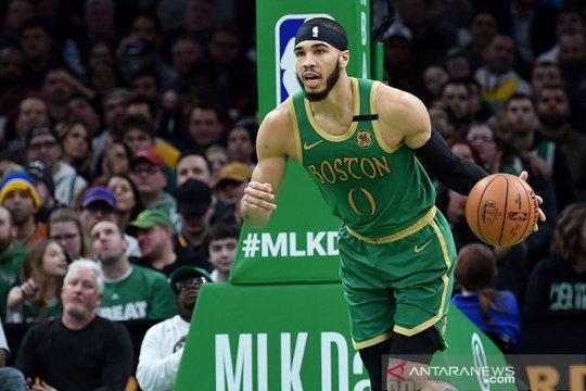 Tatum pimpin Celtics tumbangkan Lakers