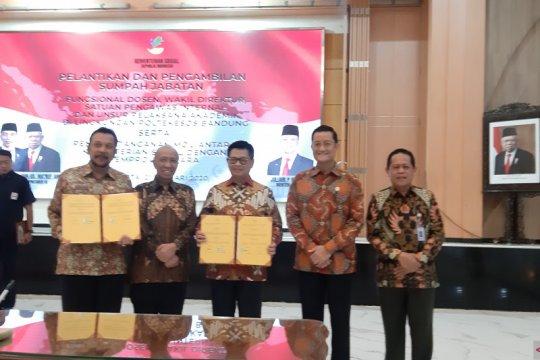 Kemensos sepakati komitmen Pemprov Kaltara siapkan SDM Kesos