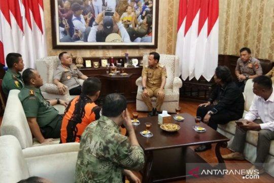 Pimpinan dua Ormas yang bentrok di Bogor berdamai di depan wali kota