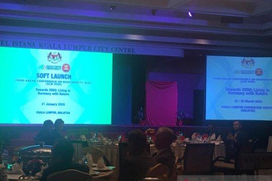 Menteri resmikan prapeluncuran Konferensi Keanekaragaman Hayati  ASEAN