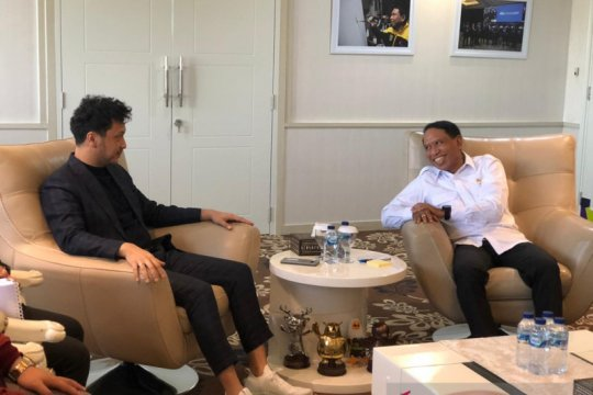 IESPL sambangi Kemenpora jelang babak final Piala Presiden 2020