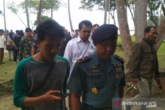 Lantamal: Kapal asing sengaja buang limbah minyak hitam di Bintan