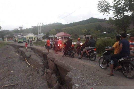 Lintas Sulawesi Buol-Gorontalo di Gorontalo Utara terancam putus