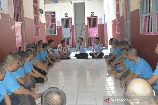 Kakanwil: Jika WBP terlibat jaringan narkoba dikirim ke Nusakambangan