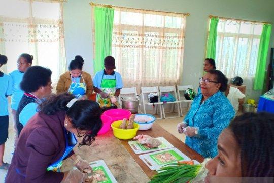 Dana terpakai PON, Jayawijaya kurangi makanan tambahan untuk anak SD