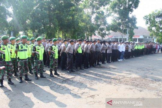 Ratusan personel dikerahkan amankan kunker Mendes PDTT dan Dubes China