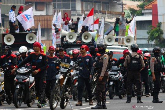 Unjuk rasa buruh