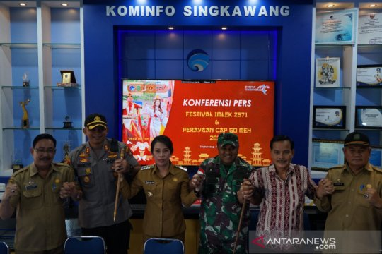 Presiden diharapkan buka Imlek dan Cap Go Meh di Singkawang