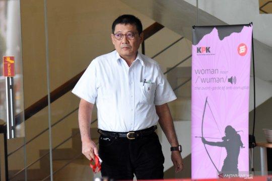 Pemeriksaan Dirut Pupuk Indonesia Logistik