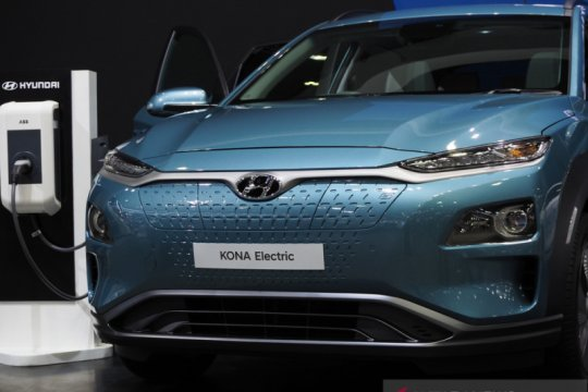 Hyundai-Kia pabrikan mobil listrik nomor empat, Tesla urutan pertama