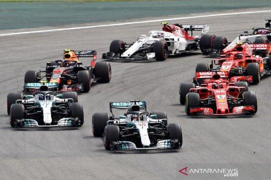 Formula 1 dan FIA tanda tangani kerangka kerja PBB terkait iklim