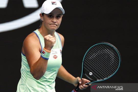 Barty maju ke final Madrid Open setelah kalahkan Badosa