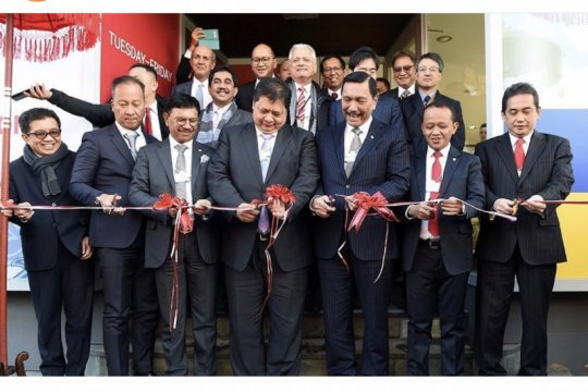 Promosikan perdagangan, Paviliun Indonesia hadir di WEF Davos