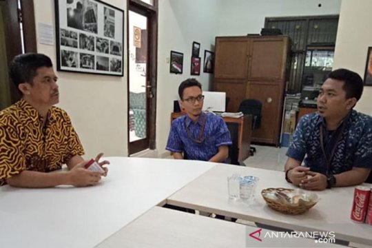 Instruktur balai diklat industri Denpasar kunjungi LKBN ANTARA Bali