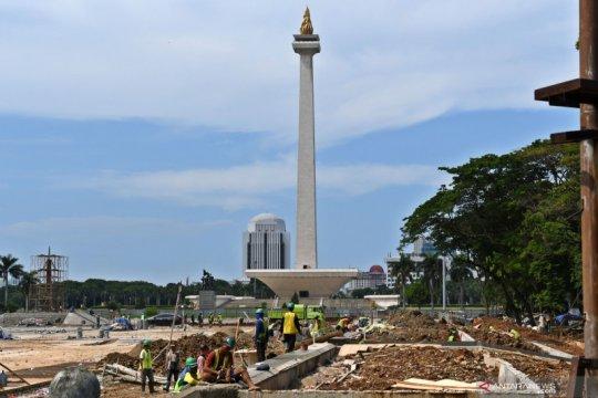 DPRD DKI Jakarta hentikan Revitalisasi Monas