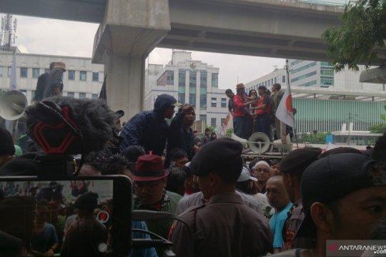 Perwakilan warga Tanjung Priok diterima Kemenkumham