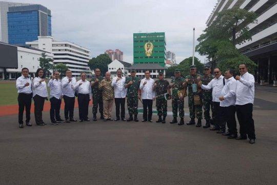 Kasad dukung upaya relokasi Kodam XVI Pattimura